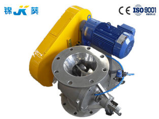 Low Noise Rotary Airlock Valve Corrosion Resistant In Pneumatic Conveying System