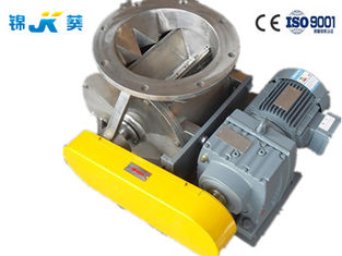 Agricultural Industry Rotary Pneumatic Valve Customized Flange DN100mm-300mm